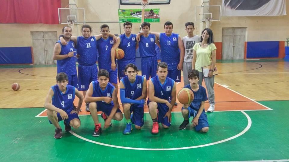 Basketbol Takımımızın Galibiyeti