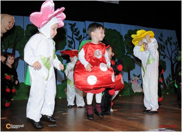 Özel Sapanca Happy Kids World Anaokulu Yıl Sonu Gösterisi