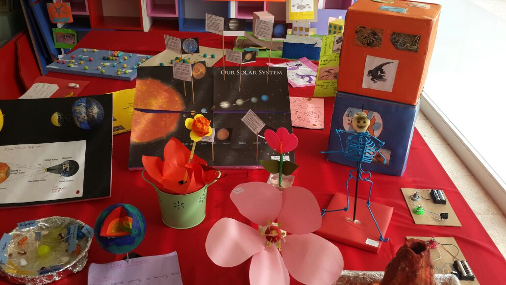 Özel Serdivan Kale Ortaokulu Bilim Şenliği Projeleri