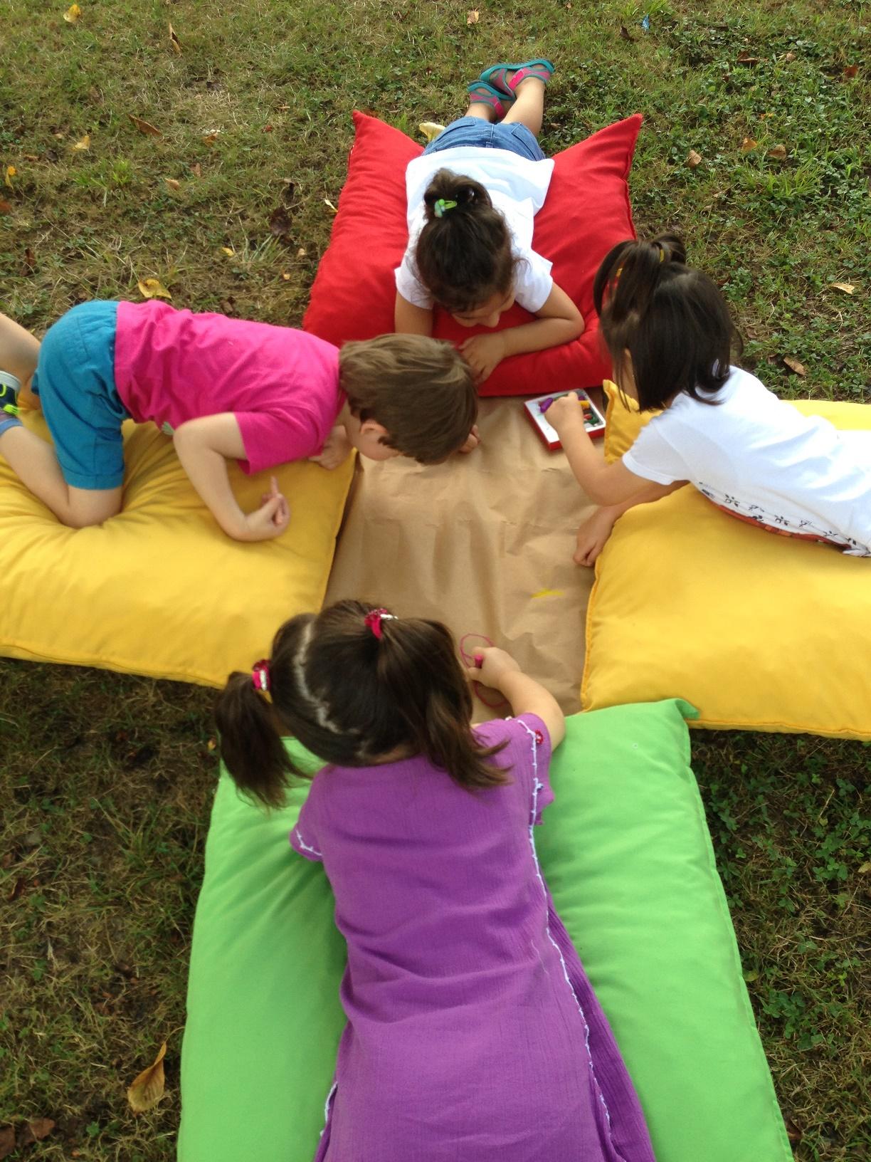 Yunuslar Sınıfı Yaz Okulu Bahçe Etkinliğimiz