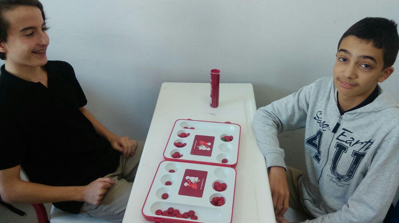 Mangala Oynamayı Öğreniyoruz