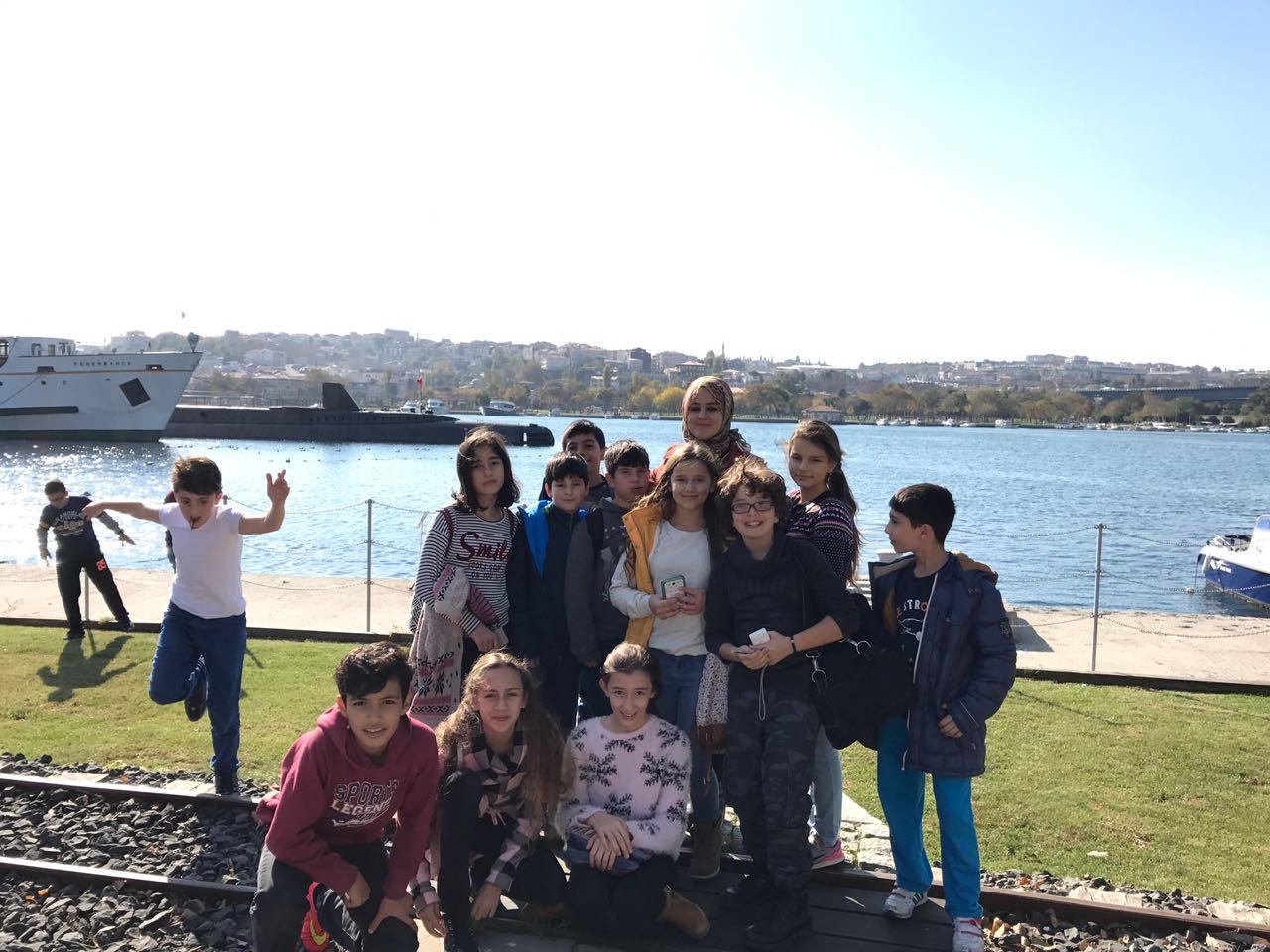 Rahmi Koç Müzesi Renkli Matemetik Dünyası Gezisi