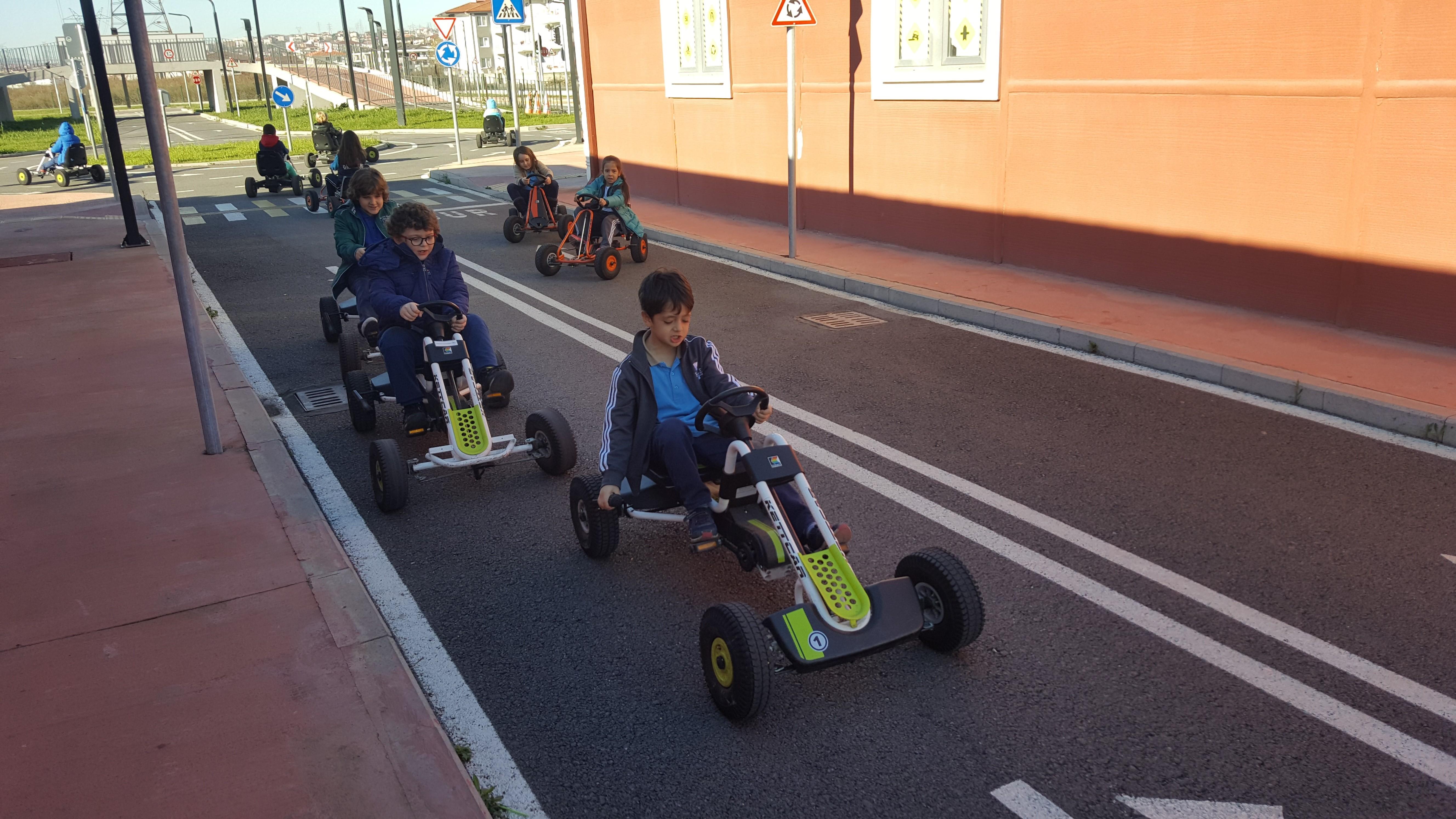Trafik Park Gezisi