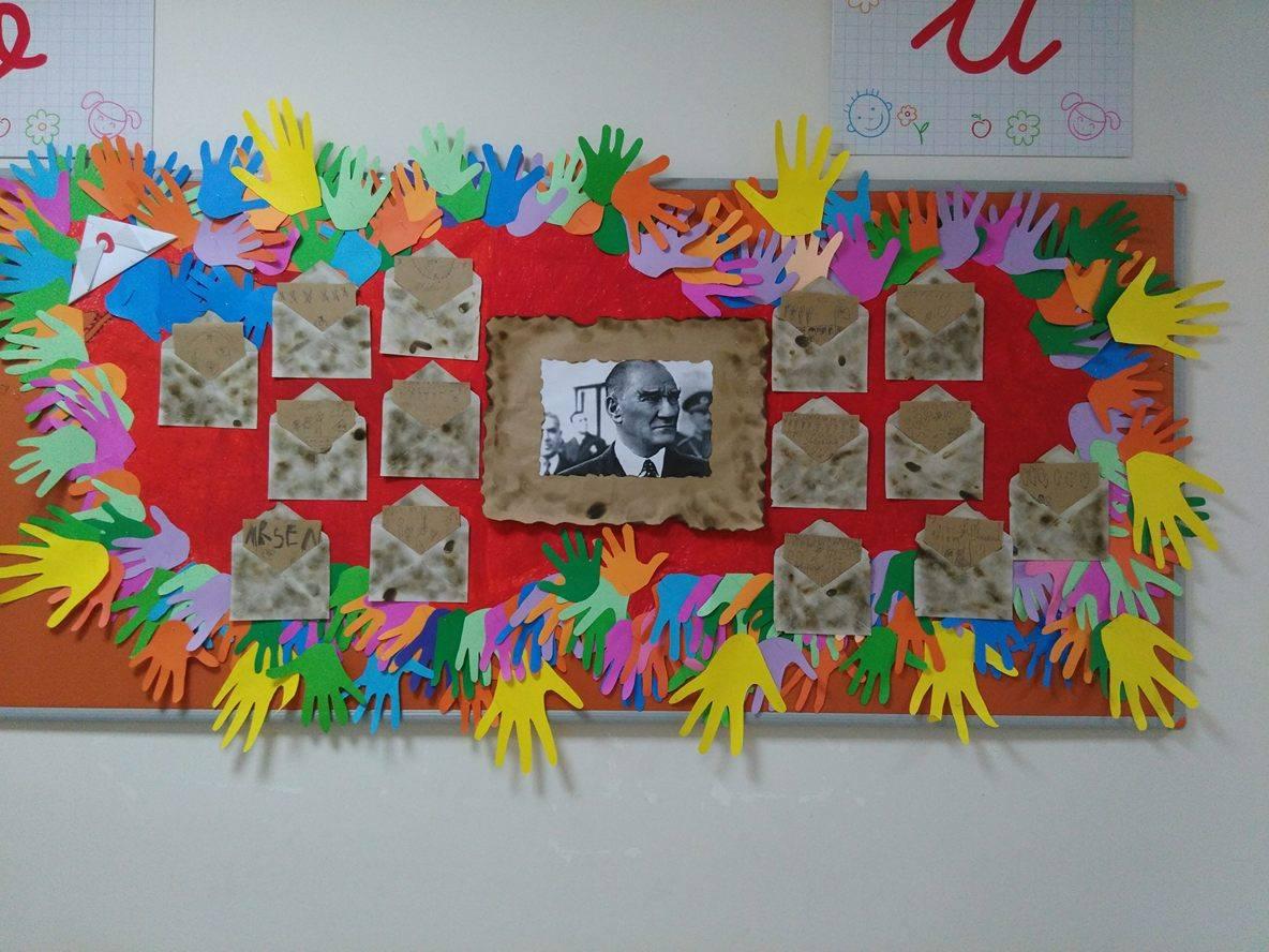 Ülkenin Dört Bir Yanından Atatürk'e Mektuplar