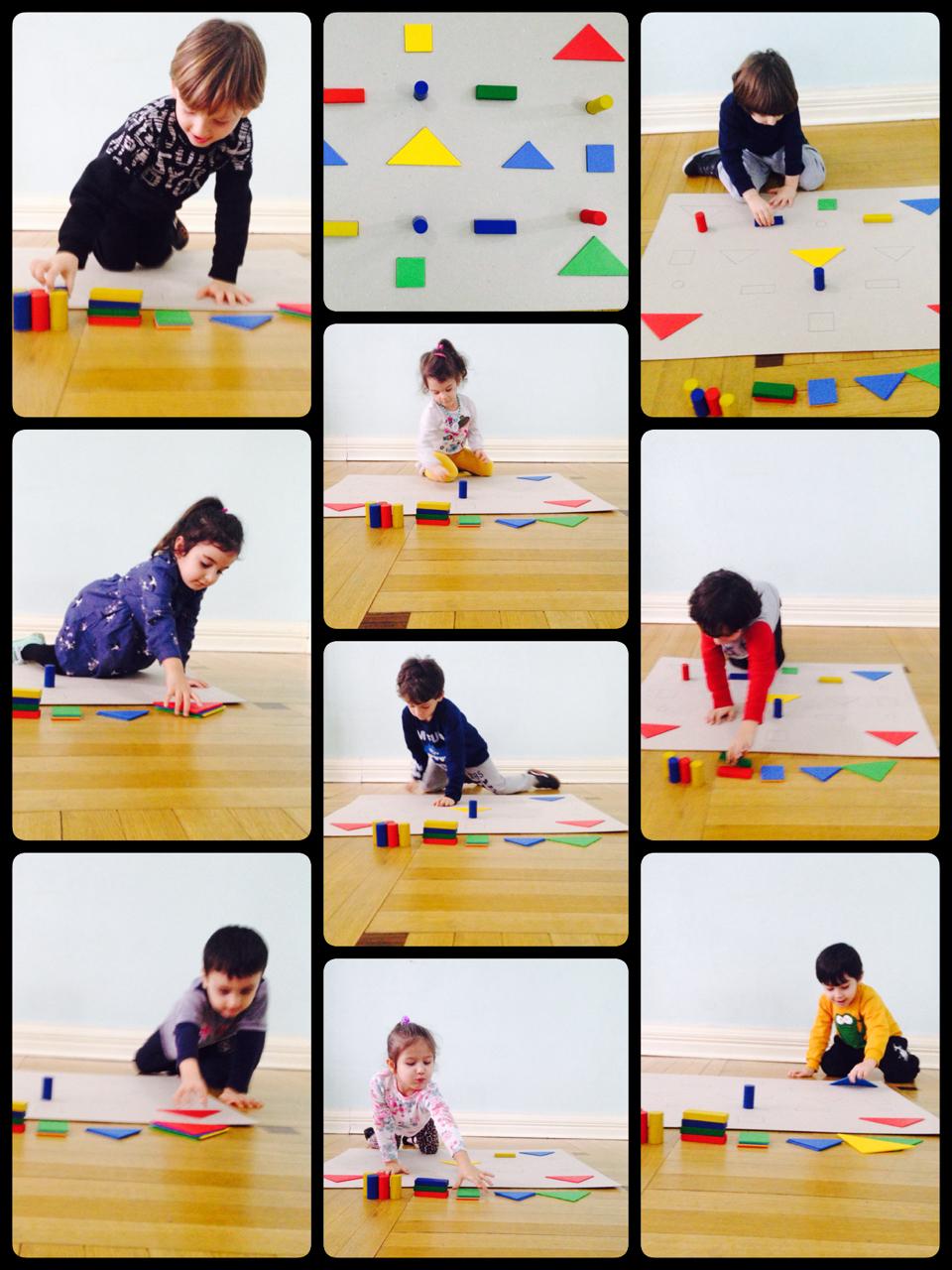 Yunuslar Sınıfı 4-5 Yaş