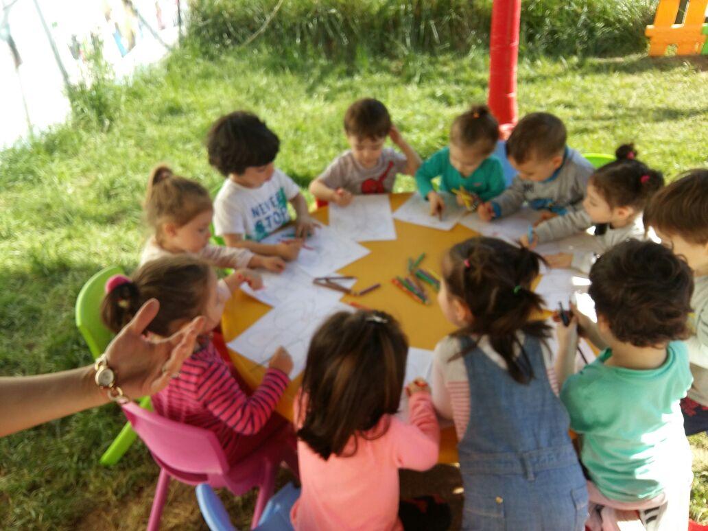 ÖZEL KALE ANAOKULLARI HAPPY KIDS WORLD ETKİNLİKLERİ