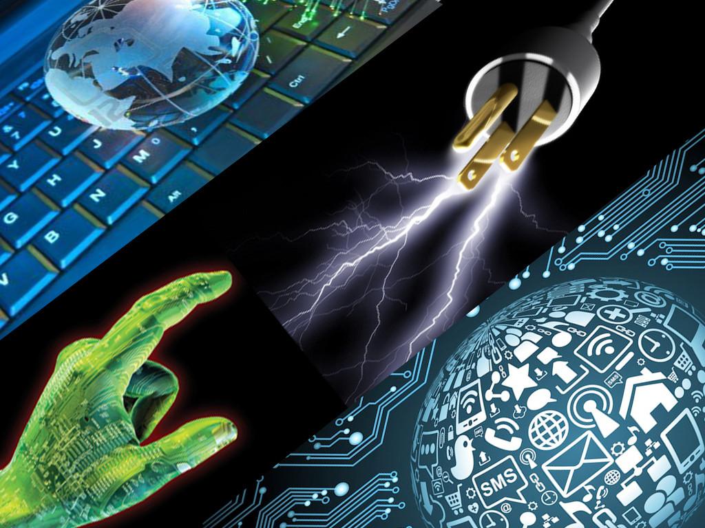 Elektrik-elektronik bölümü
