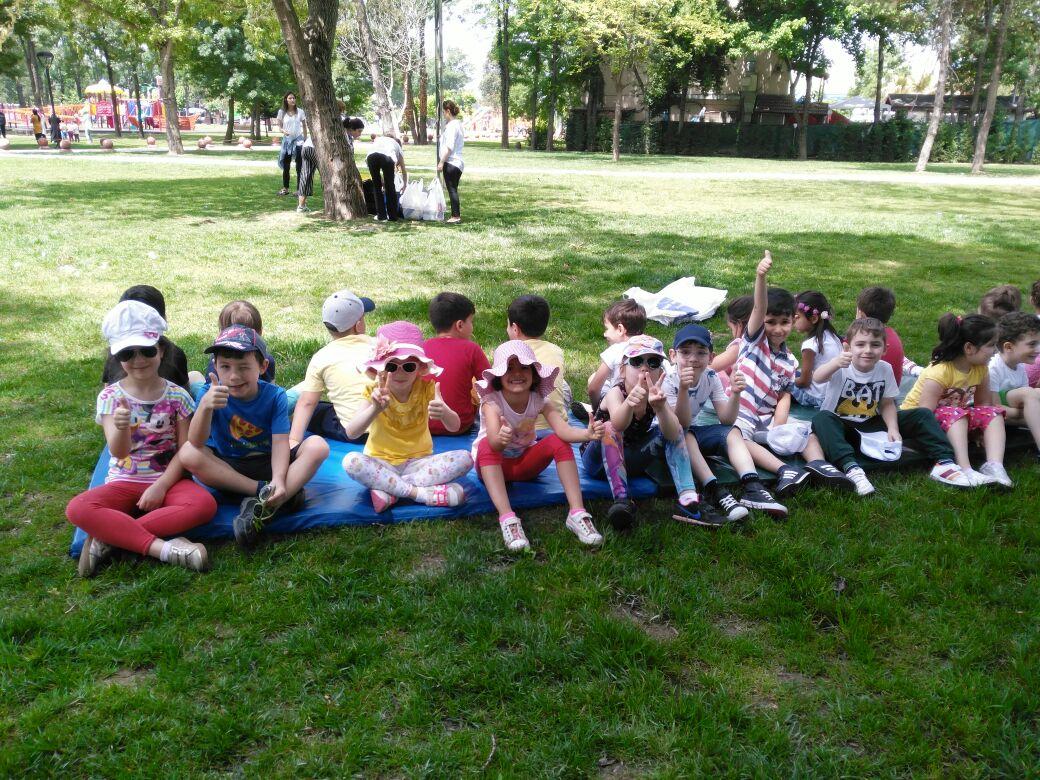 Anasınıfı Öğrencilerimiz Kentpark'ta