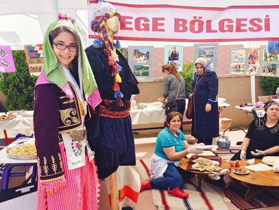 Yedi Bölge Yedi Kültür Etkinliği