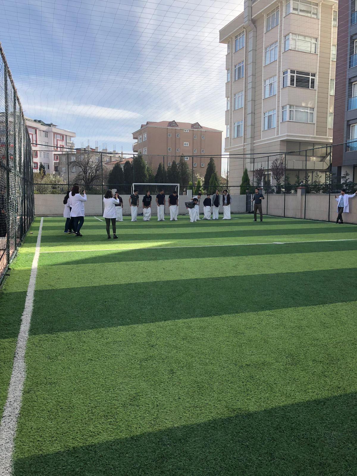Özel Tuzla Kale Anadolu Lisesi Nevruz coşkusu